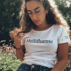 Le t-shirt Mellifluente prêt à porter par l'atelier jour de lune-2