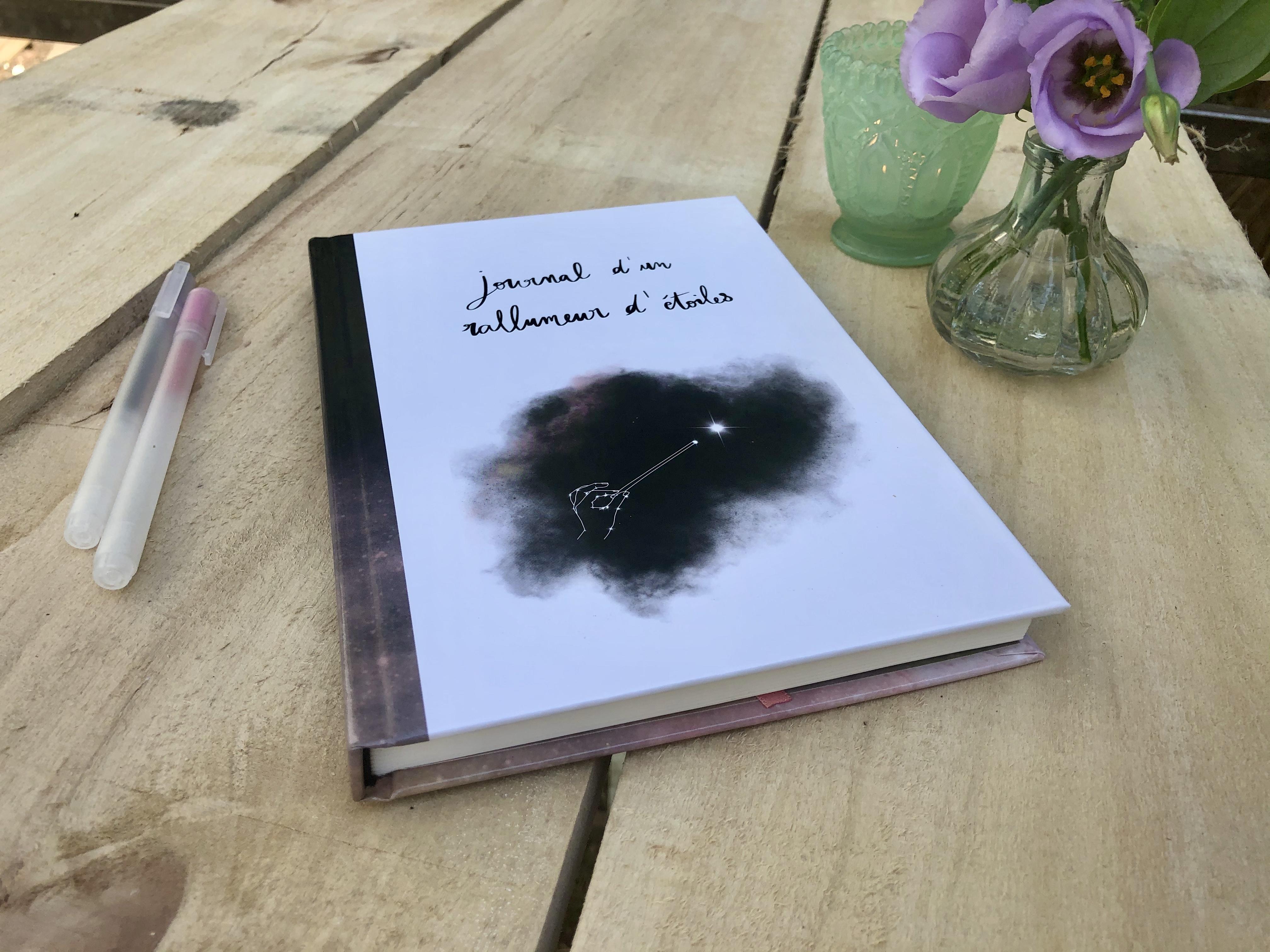 Journal-rallumeur-étoiles-vue-tranche-Atelier-Jour-de-Lune